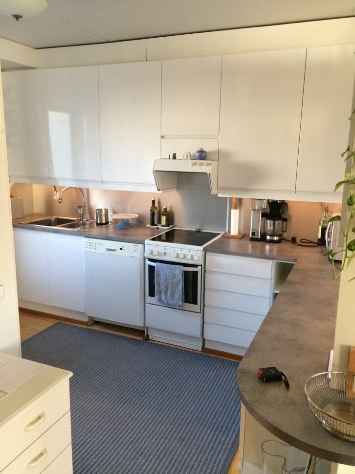 Keittiöremontti Tampereella — Huoneistoremontti Ykkönen