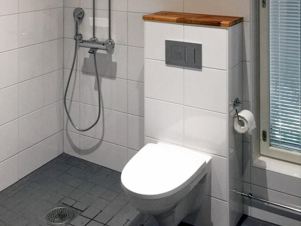 Kylpyhuoneremontti Tampere