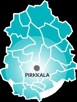 Remontti Ykkösen toimialue Pirkanmaalla