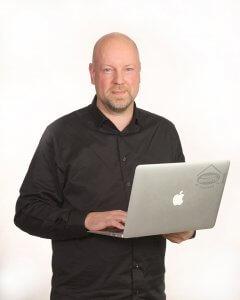 Projektipäällikkö Jukka Ketola