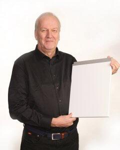 Projektipäällikkö Veli Hämeenkaski